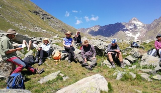 Make new friends as you hike together on a group walking holiday