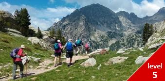 Hiking in the Mercantour National Park