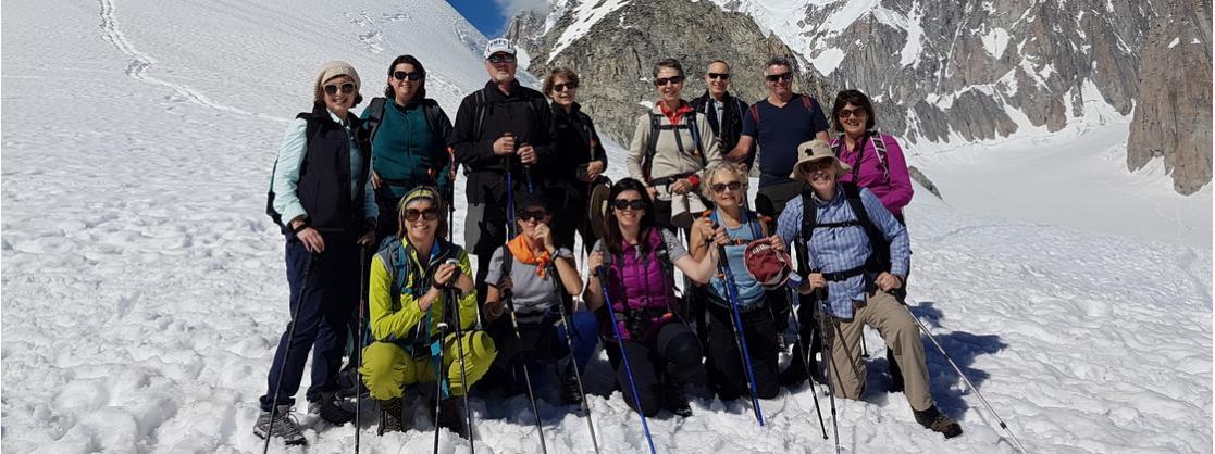 Hiking in the Italian Alps