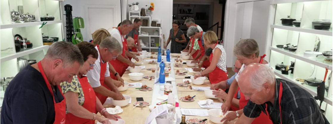 Cooking Class in Cuneo