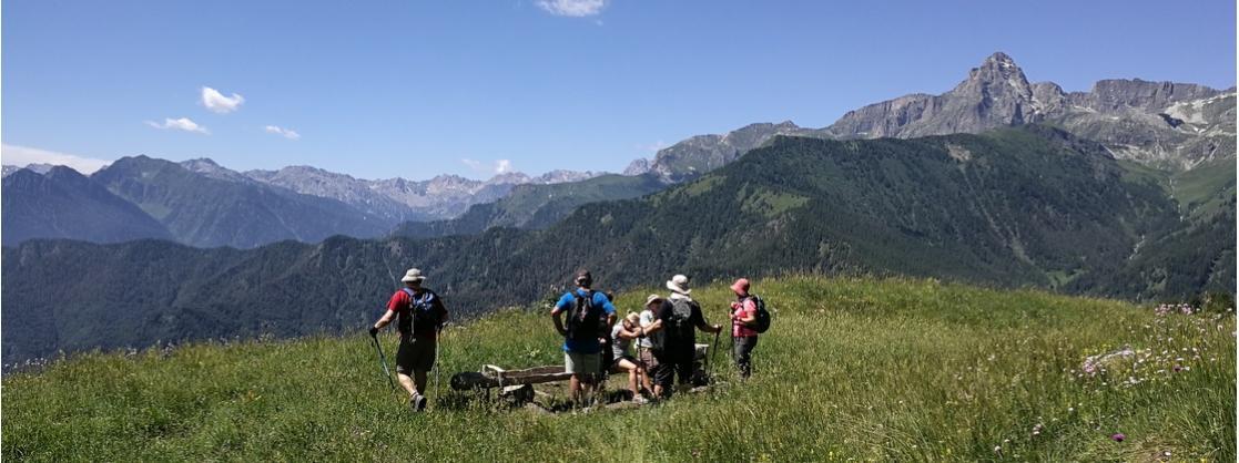 Hiking in Piedmont