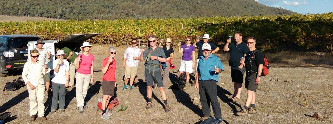 Walking and wine tasting - Victorian High Country
