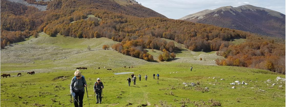 Hiking in Basilicata