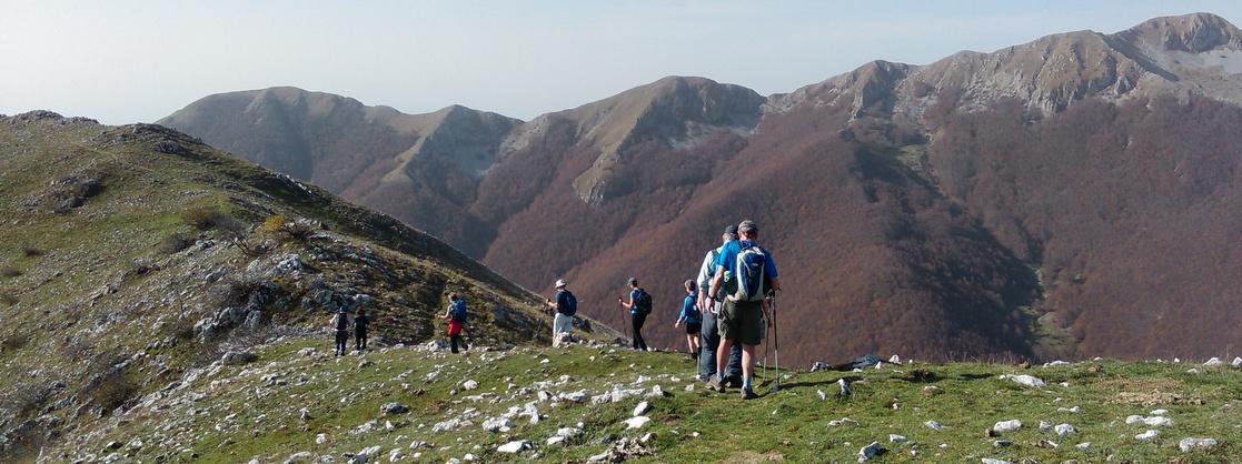 Hiking in Abruzzo