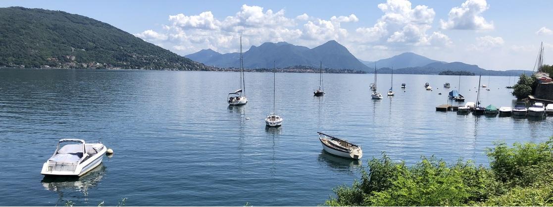 Hiking in the Italian Lakes